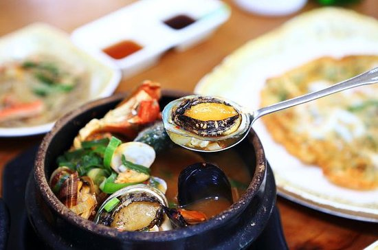 Jeju Eats and Culture Full-Day...