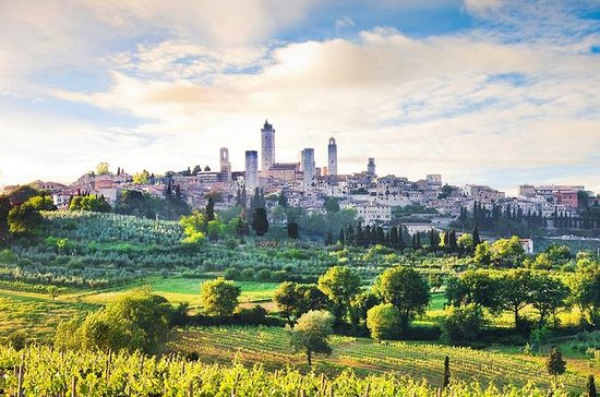 Independent Trip to San Gimignano...