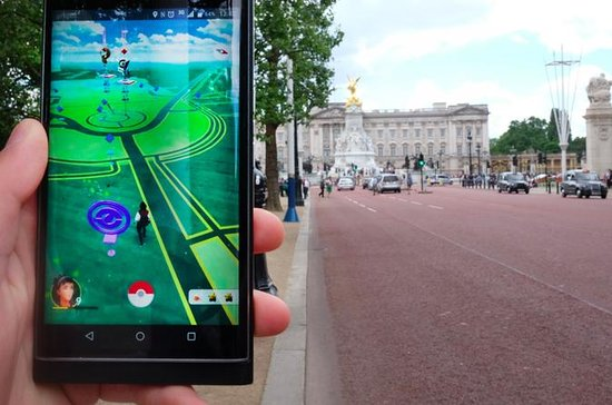 Tour privato: Pokemon Go Tour a Londra
