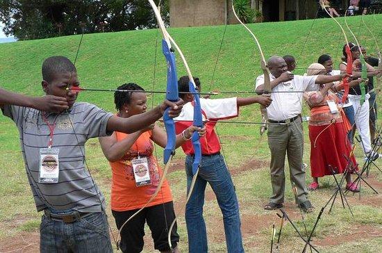 Letsatsing Game Park Archery Session...
