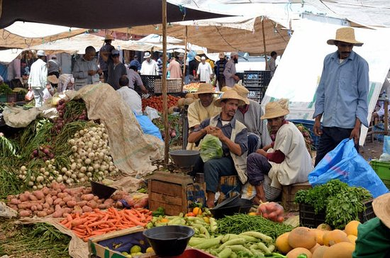 Guided Day Trip to Weekly Market at...