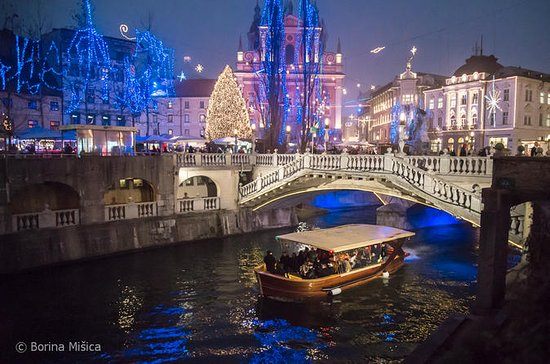 Ljubljana 2 Hour Magical Advent Tour