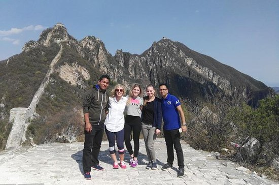 Private Jinshanling Great Wall Hiking...