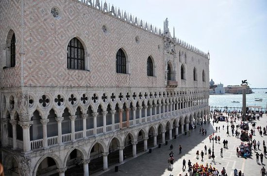 Doges Palace and St Mark's Basilica ...