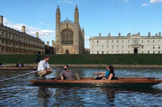 Private Cambridge Punting Tour
