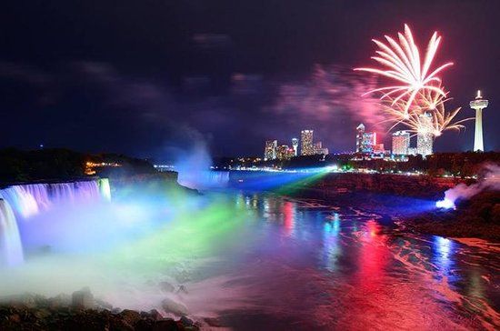Niagara Falls Day, Night Tour With...
