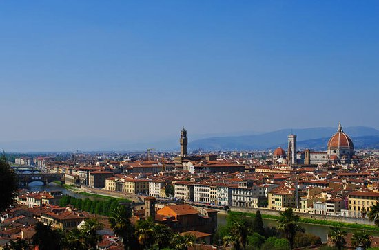 Piazzale Michelangelo Panoramic...