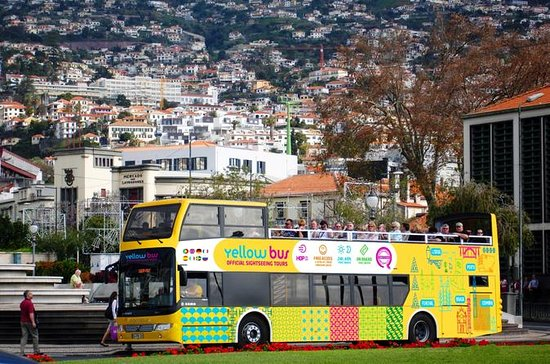 Funchal 3-in-1 Hop-on-Hop-off-Tour