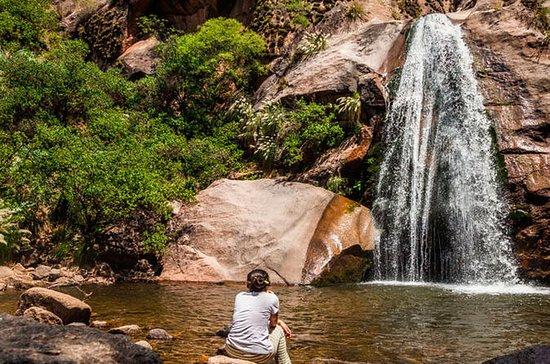 Trekking in Cascadas Del Rio Colorado ...