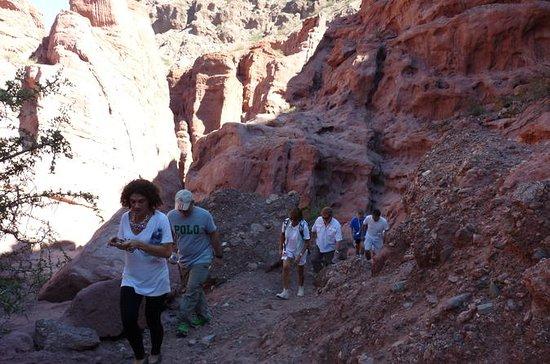 Quebrada De Las Conchas Hiking from...
