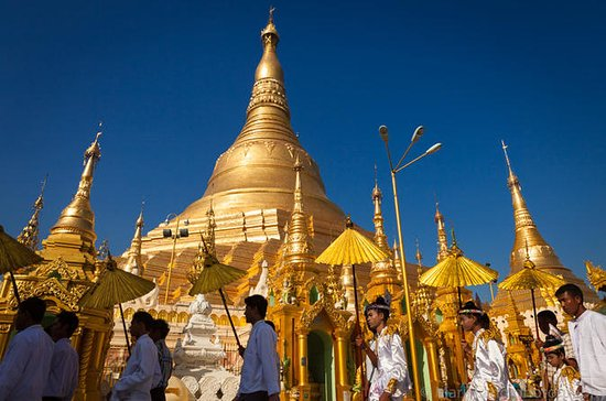 Private Full-Day Yangon Tour...