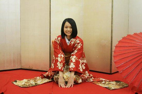Kimono Photoshoot en Asakusa