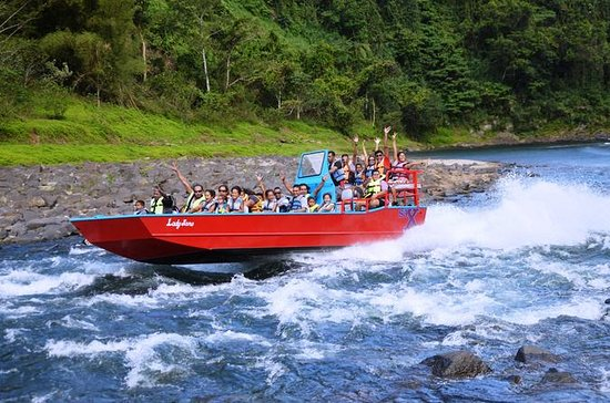 Full-Day Fiji Rivers Jet Boating...