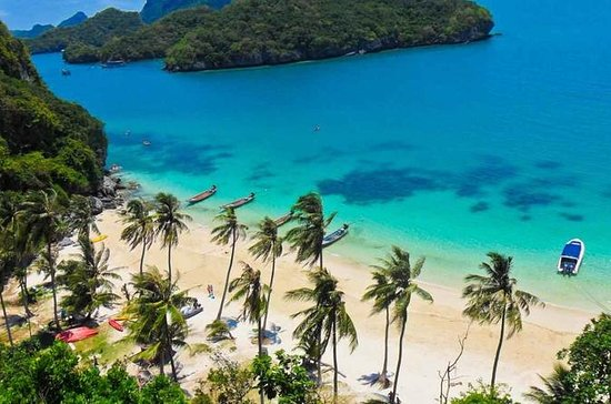 Ang Thong Islands by Speedboat