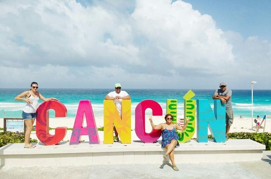 Cancun City and Shopping Tour...