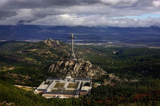 El Escorial Monastery and Madrid...