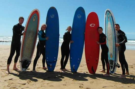 Surf Experience in Taghazout from Agadir