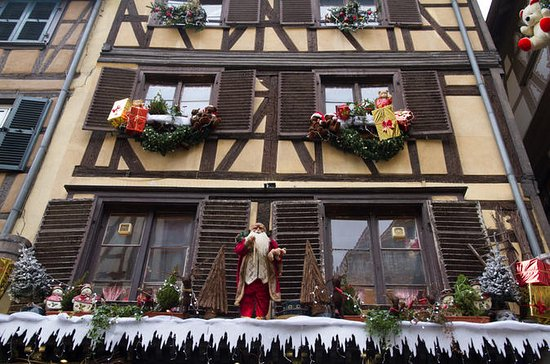 Christmas Markets and Alsace Wines...