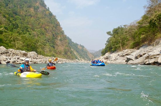 Himalayan White Water Rafting Day...