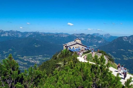 Private Full-Day Tour from Salzburg: The Hills are Alive and Eagle's...