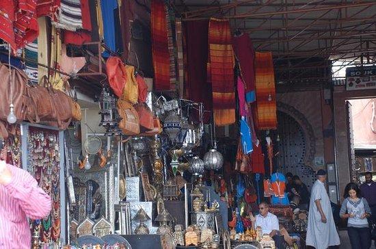 Recorrido de medio día por Marrakech...