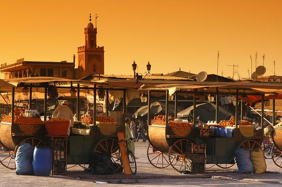 Full-Day Private Tour to Marrakech...