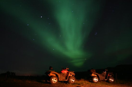 Northern Lights Hunt by ATV from ...