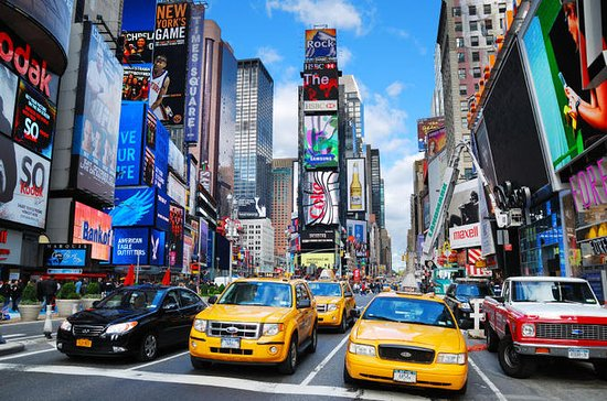 NYC Private Tour with Local Guide by