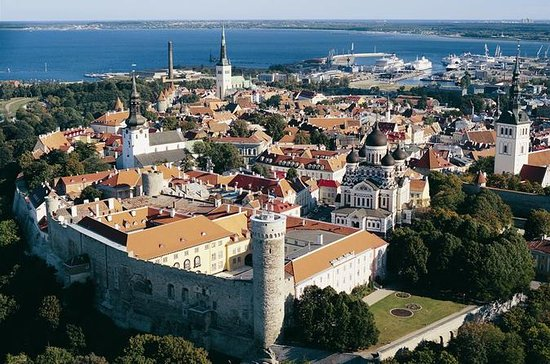 Tallinn Walking Tour with Free Time