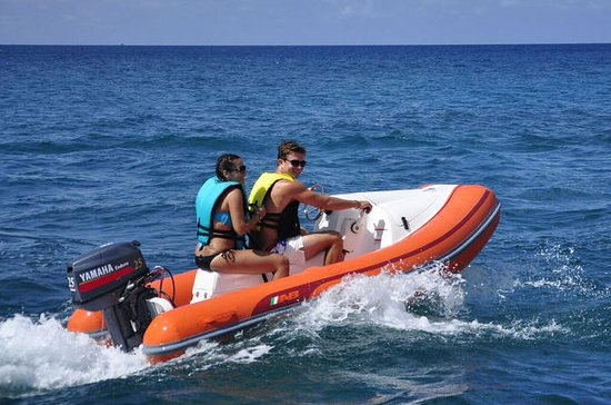 Escursione a bordo di St Kitts: Mini