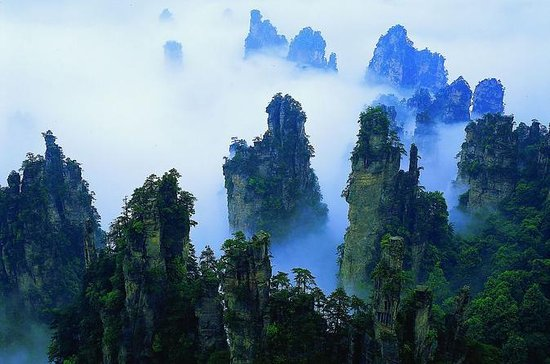 Private 4-Night Zhangjiajie...