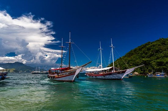 Ilha Grande and Green Coast Tour from...