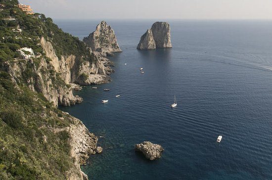 Rome to Amalfi Coast Full-Day Tour by