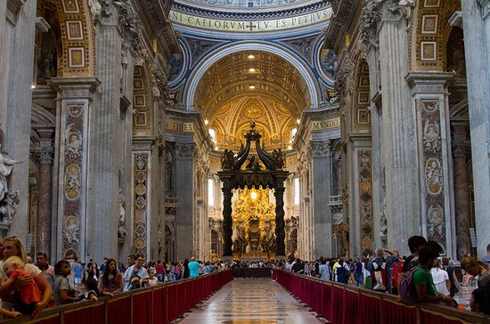 Vatican Museums Highlights for...