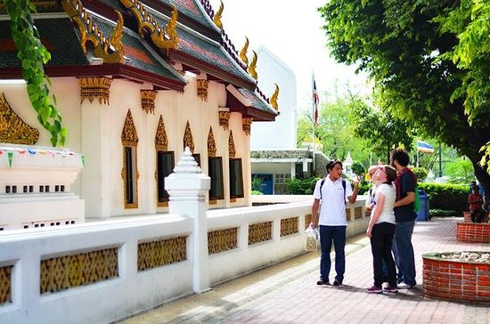 Morning Rattanakosin Walking Tour