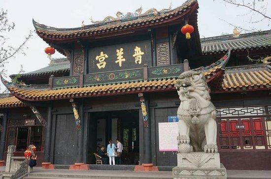 1 dagsbudsjett Chengdu fremhever...