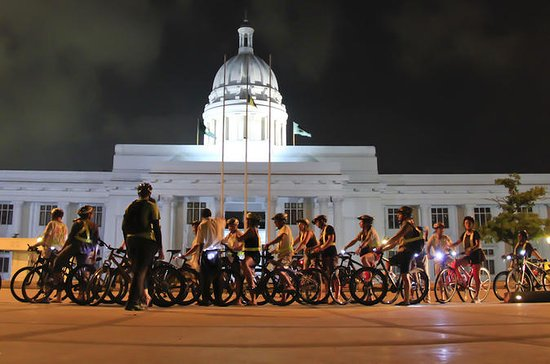 Private Tour: Night Cycling in Colombo