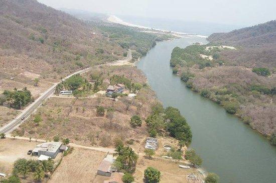 Puerto Escondido to Chacahua Lagoons...