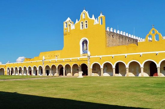 Private Tour: Magic Town of Izamal...