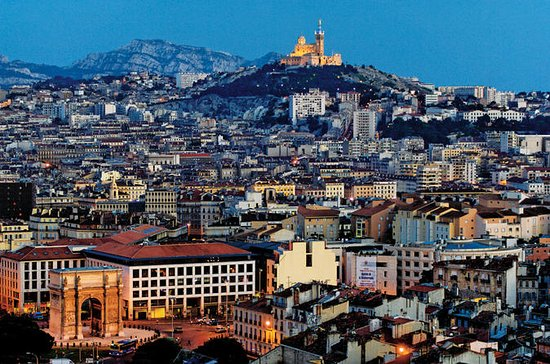 Marseille Self-Guided Audio Tour