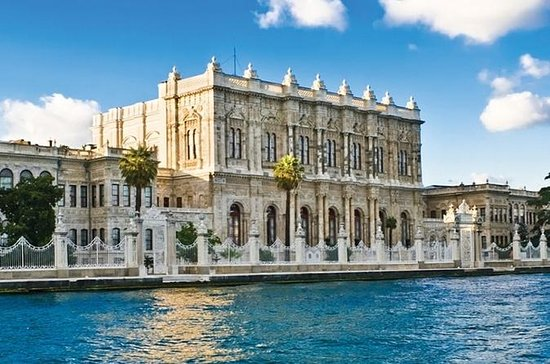 Small-Group Istanbul Bosphorus Cruise and Two Continents Tour