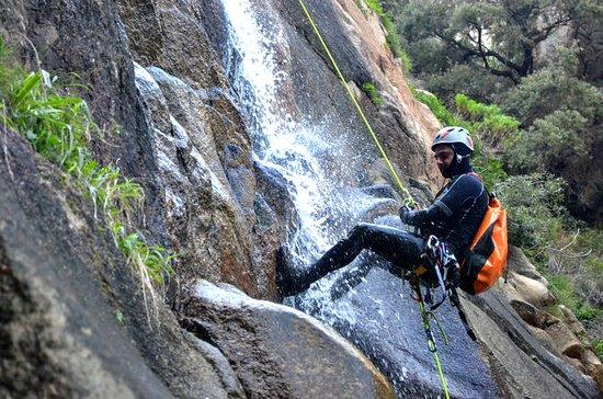 Canyoning Sardaigne sauvage