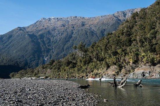 Tour privado: Waiatoto Jet Boat River...