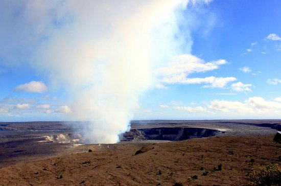 Hilo Shore Excursion: Active Volcano ...