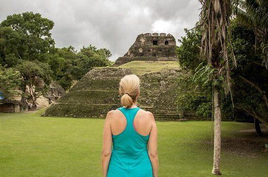 Belize City to Xunantunich Mayan Ruin...