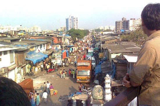 Mumbai Private Tour with Dharavi Visit