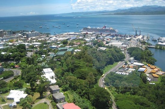 Shore Excursion: Suva Day Tour