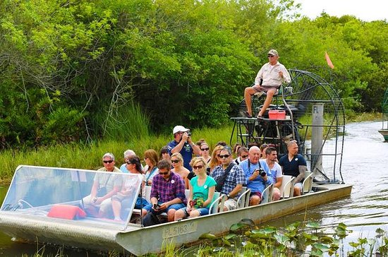 Everglades Tour with Airboat Ride...