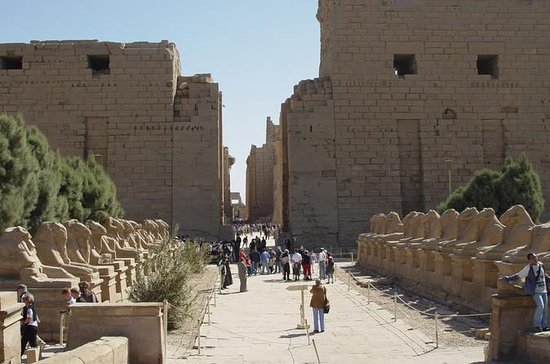 2-Night, 1-Day Private Trip to Luxor from Cairo by Sleeper Train