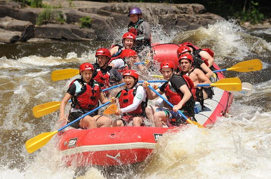 Regular Rafting Package On Rouge River